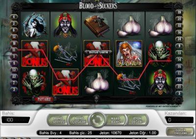 Bonus Oyunu Giriş