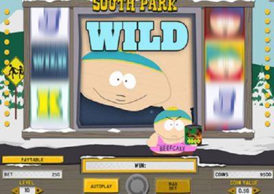 Cartman Dev Wild Özelliği