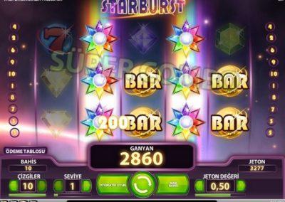 Starburst 2 Wild Big Win