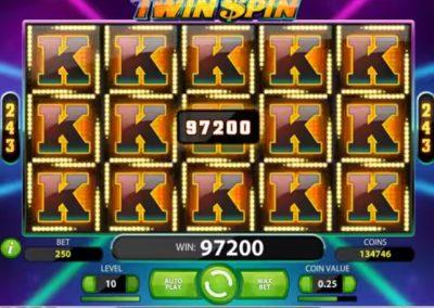 Twin Spin Big Win