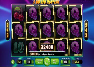 Twin Spin Büyük Kazanç