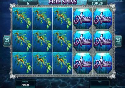 ariana slot big win
