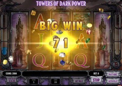 Tower Quest slot büyük kazanç